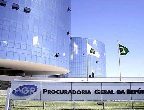 Rodrigo Janot à frente da PGR