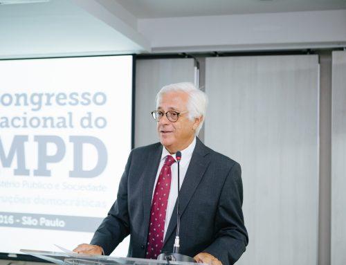 António Cluny – Brasil, a crónica de um congresso do Ministério Público Democrático