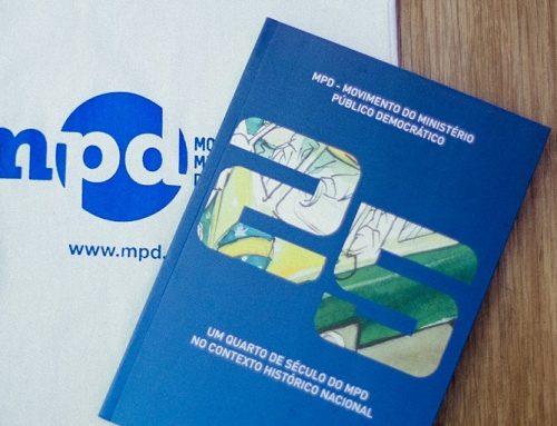 (14/03/17) Conheça história do MPD no livro sobre seus 25 anos