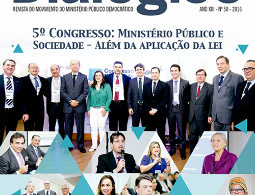 MPD Dialógico 50 – 5º Congresso: Ministério Público e Sociedade – Além da aplicação da Lei