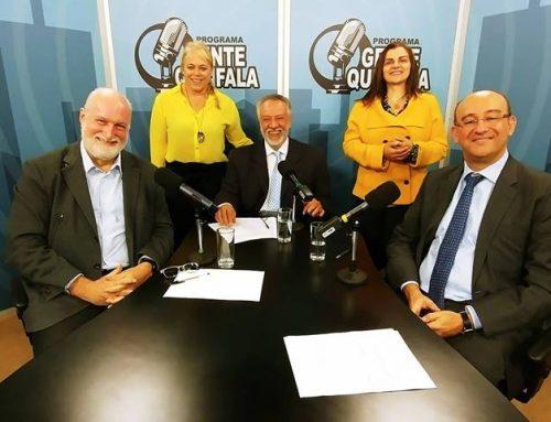 Gente do MPD que Fala – assista a edição especial com Gianpaolo Smanio e Ricardo Young