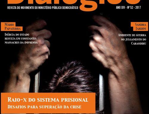 MPD Dialógico 52 – Raio-x do sistema prisional: Desafios para superação da crise
