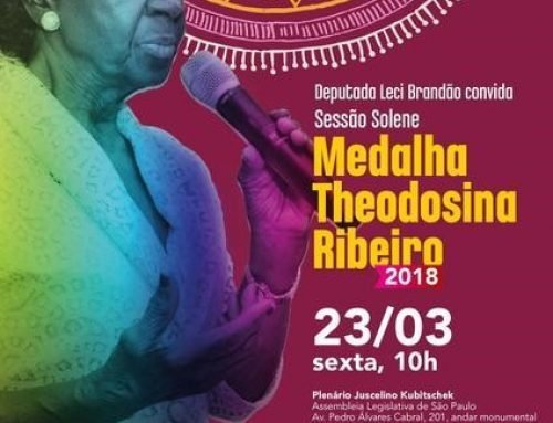 Medalha Theodosina Ribeiro