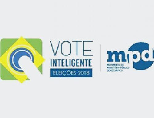 Campanha Vote Inteligente – Eleições 2018