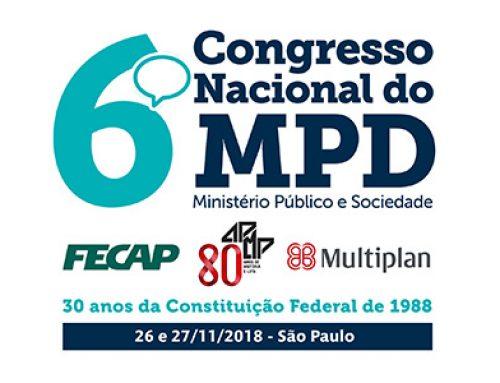 6º Congresso Nacional do MPD