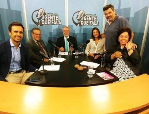 Polarização social, urna eletrônica e Constituição no Gente do MPD que Fala