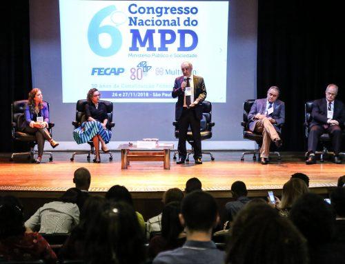 Galeria de fotos do 6º Congresso Nacional do MPD – Créditos: APMP e Divulgação