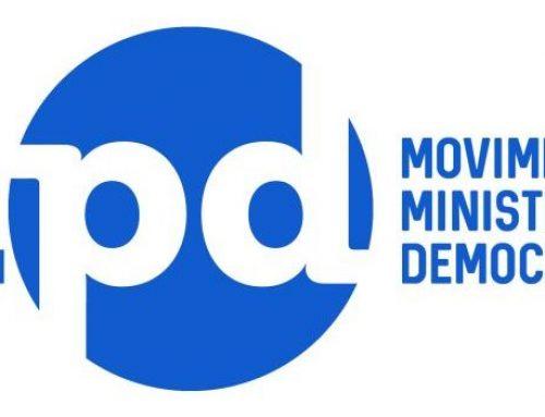 Nota de pesar Ministério Público Democrático