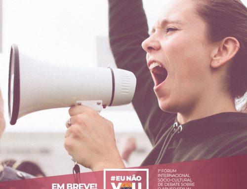 O MPD apoia o 1º Fórum Internacional sociocultural de debate sobre abuso sexual e violência contra as mulheres