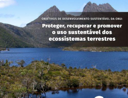 Objetivo 15 – Desenvolvimento Sustentável da ONU
