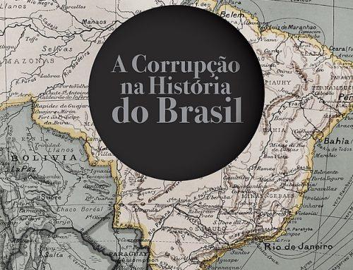 Livro – Corrupção na história do Brasil