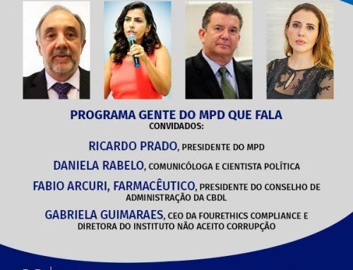 Gente do MPD que Fala – 28/05/2020
