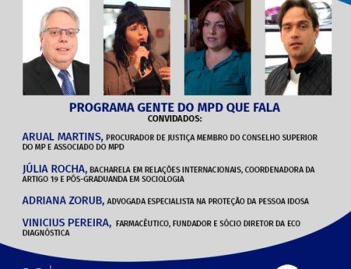 Gente do MPD que Fala – 18/06/2020