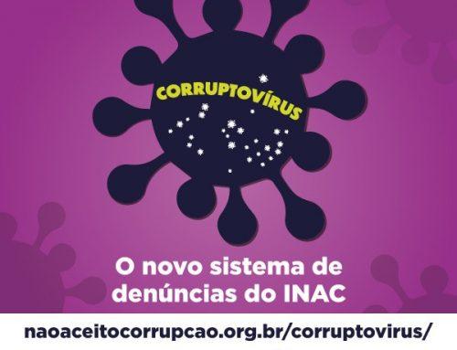 MPD é parceiro do Instituto Não Aceito Corrupção na ferramenta Corruptovírus