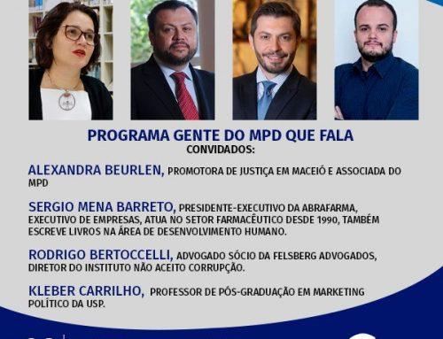 Gente do MPD que Fala – 02/07/2020