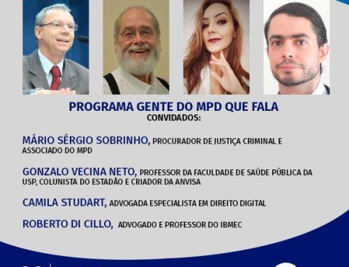 Gente do MPD que Fala – 09/07/2020
