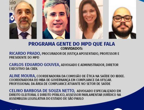 Gente do MPD que Fala – 16/07/2020