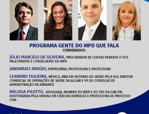 Gente do MPD que Fala – 23/07/2020