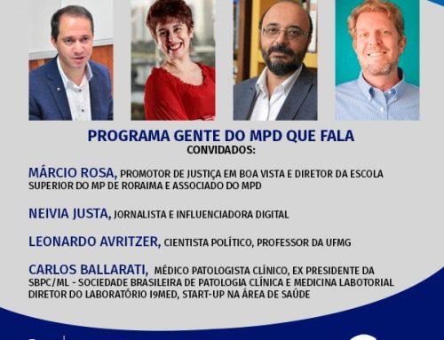Gente do MPD que Fala – 25/06/2020