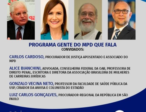 Gente do MPD que Fala – 20/08/2020