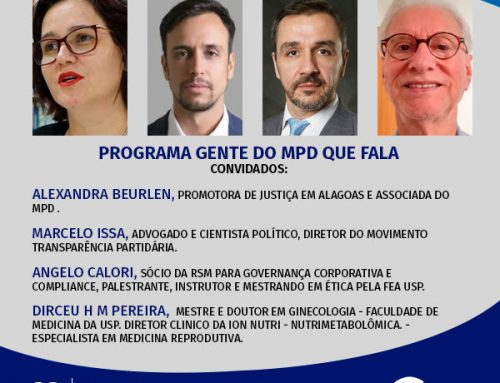 Gente do MPD que Fala – 13/08/2020