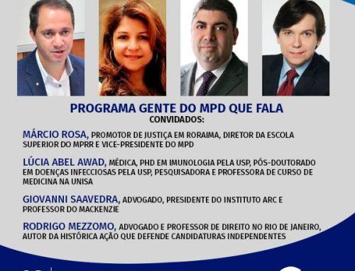 Gente do MPD que Fala – 03/09/2020