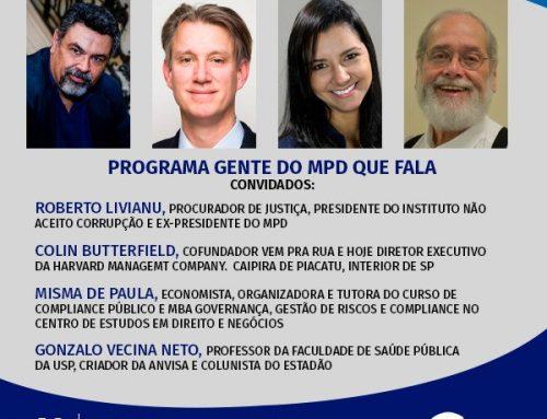 Gente do MPD que Fala – 10/09/2020