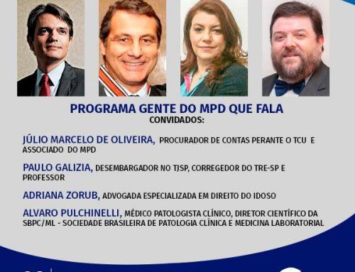 Gente do MPD que Fala – 01/10/2020