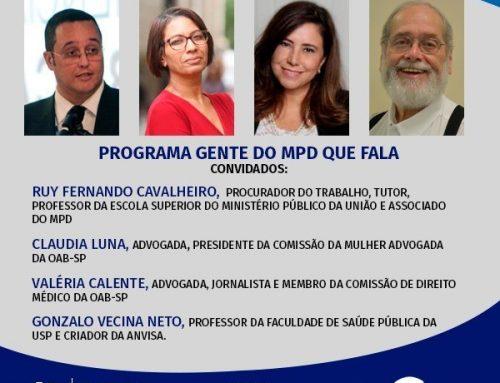 Gente do MPD que Fala – 15/10/2020