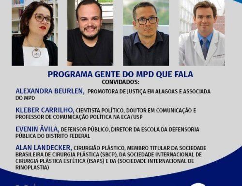 Gente do MPD que Fala – 29/10/2020