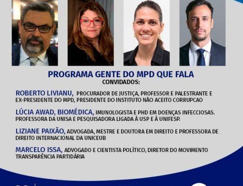 Gente do MPD que Fala – 22/10/2020