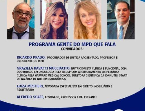 Gente do MPD que Fala – 19/11/2020