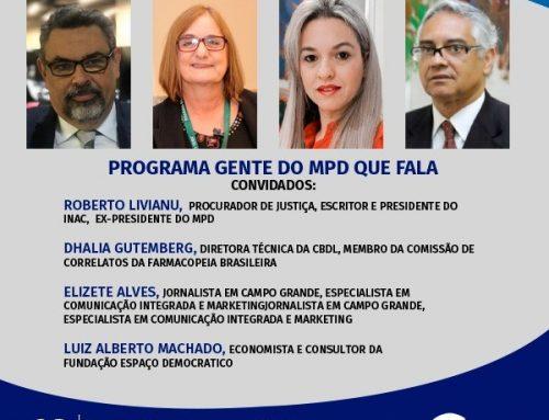 Gente do MPD que Fala – 03/12/2020