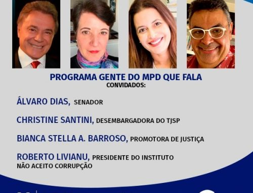 Gente do MPD que Fala – 21/01/2021