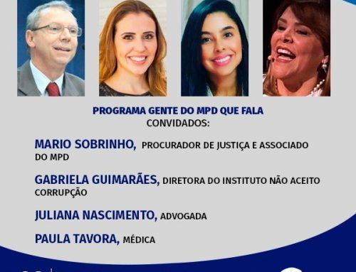 Gente do MPD que Fala – 28/01/2021