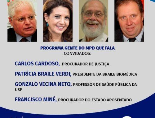 Gente do MPD que Fala – 04/02/2021
