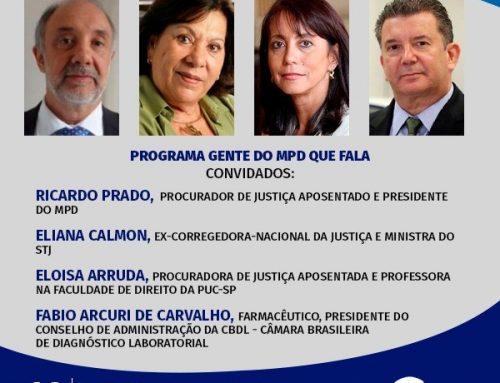 Gente do MPD que Fala – 18/02/2021