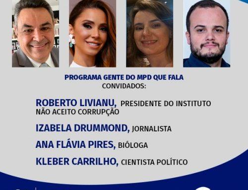 Gente do MPD que Fala – 25/02/2021