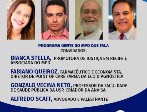 Gente do MPD que Fala – 11/03/2021