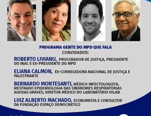 Gente do MPD que Fala – 18/03/2021