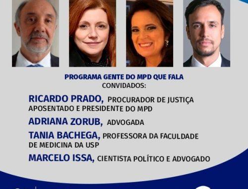 Gente do MPD que Fala – 25/03/2021