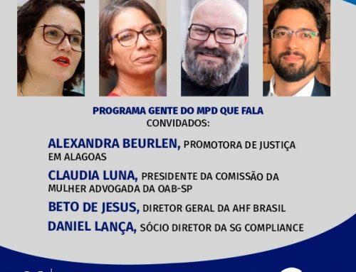 Gente do MPD que Fala – 01/04/2021