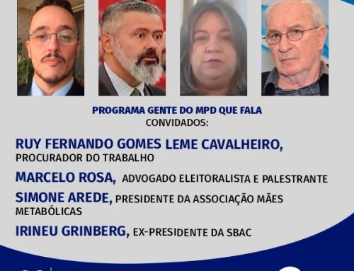 Gente do MPD que Fala – 08/04/2021