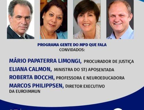 Gente do MPD que Fala – 15/04/2021