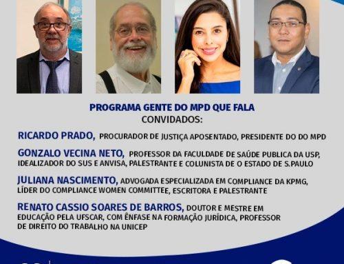 Gente do MPD que Fala – 22/04/2021
