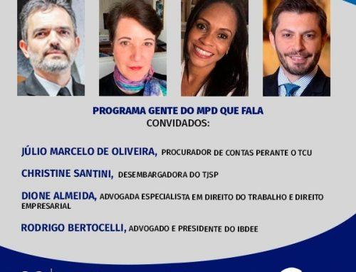 Gente do MPD que Fala – 29/04/2021