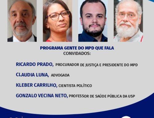 Gente do MPD que Fala – 20/05/2021