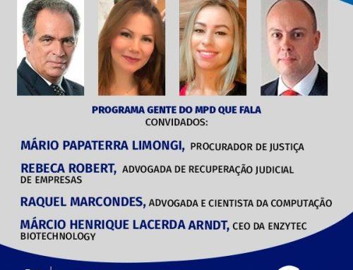 Gente do MPD que Fala – 17/06/2021
