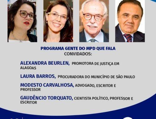 Gente do MPD que Fala – 03/06/2021