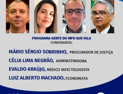 Gente do MPD que Fala – 01/07/2021